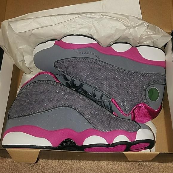 c0d07cf31 Girls Air Jordan Retro 13. M 5a480c4605f430461e171c3a